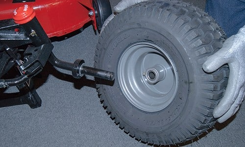 Can I Put Larger Wheels On My Lawn Mower?