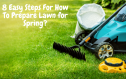 8 Easy Steps: How To Prepare Lawn for Spring?
