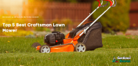 Top 5 Best Craftsman Lawn Mower   Reviews & Detailed Buying Guide